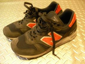 凍傷と靴とインソール。