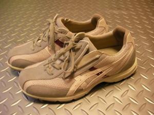 作業療法士が作業するときの靴