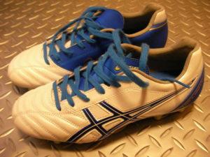 子どものサッカー・種子骨障害・靴の選び方。