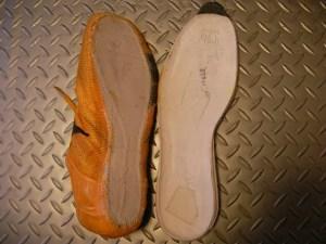 靴にも使用期限がある。加水分解って知っていますか?