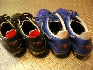 自分で最適な靴を選べるようになる。