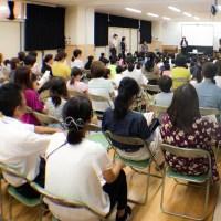 学校やスポーツ団体での講演会について。
