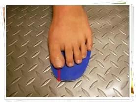 埼玉県さいたま市Plus-R靴のサイズの選び方