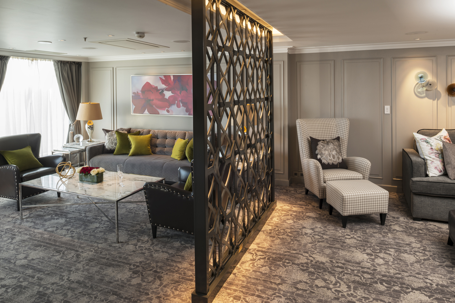 Crystal Cruises Serenity Cabins II BY IV DESIGNII BY IV