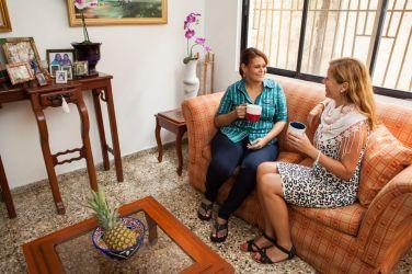 IIC Santo Domingo Accommodation Guest family Uralda IMG3332_ST