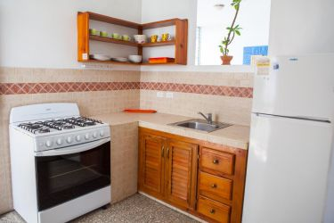 IIC Santo Domingo Accommodation School apartment3 Kitchen IMG3116_ST