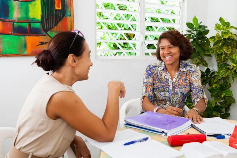 IIC Santo Domingo School Teaching private indoors IMG2839_ST(1)