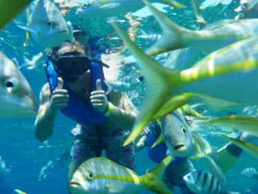 IIC Sosua Activities Snorkeling_JK
