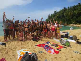 IIC Sosua Activities_Playa Grande