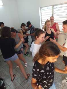 Dance course Santo Domingo