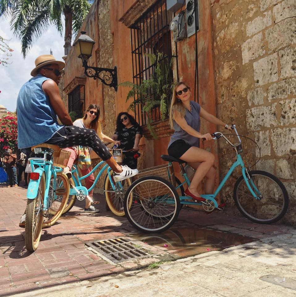 Bicycle Tour Santo Domingo Zona Colonial