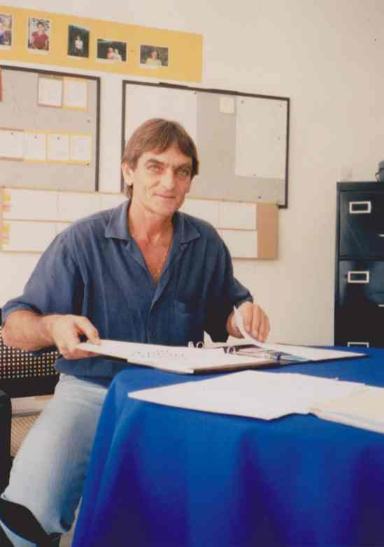 Thomas Fritsch, founder of the language school IIC/Casa Goethe in the Dominican Republic