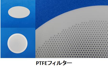 PTFEフィルター