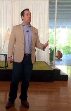 David Burkus, author of The Myths of Creativity: The Truth About How Innovative Companies and People Generate Great Ideas