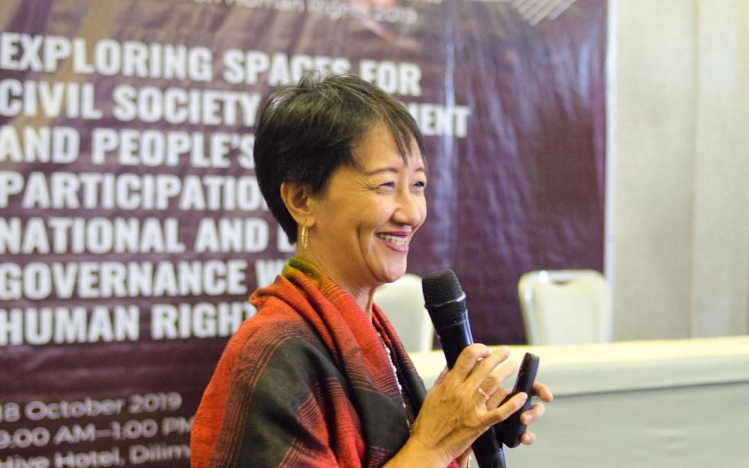 CSOs gather at 17th KAPIHAN on Human Rights