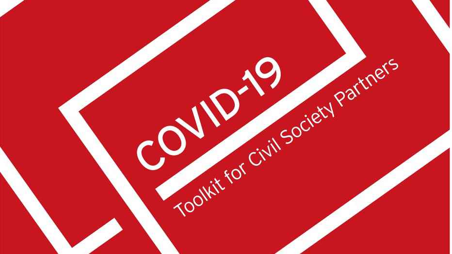 #COVID19 Toolkit for Civil Society Partners