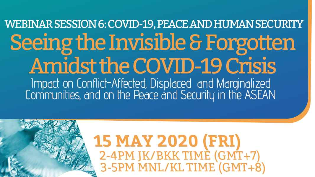 Webinar: Seeing the Invisible and Forgotten Amidst the COVID-19 Crisis