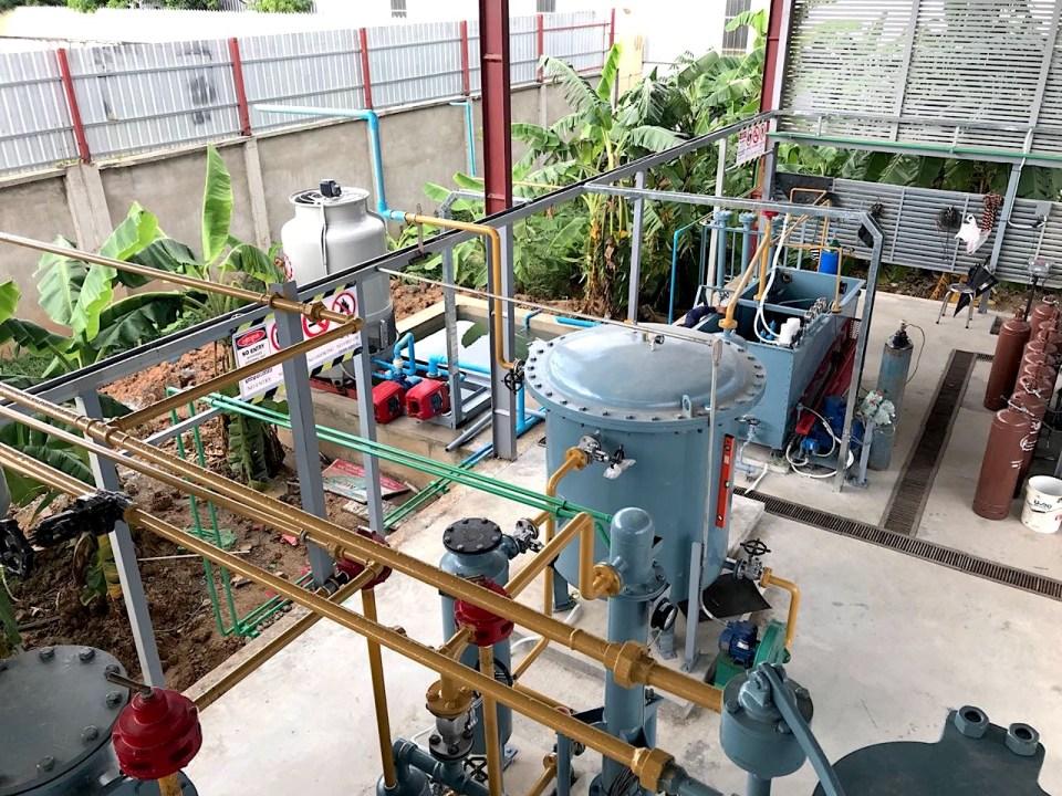 manufacturer Acetylene