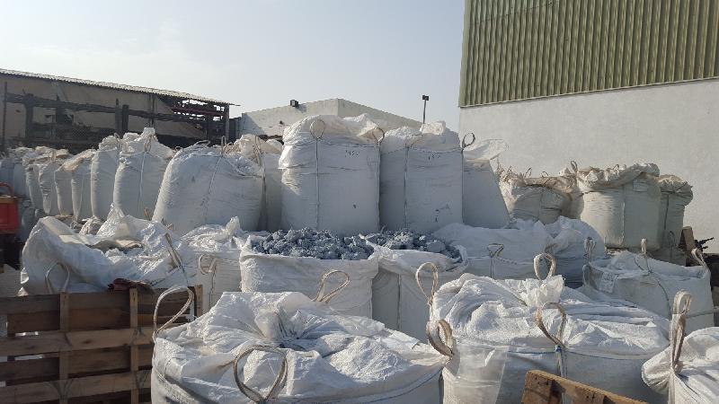 Calcium Carbide lime slurry