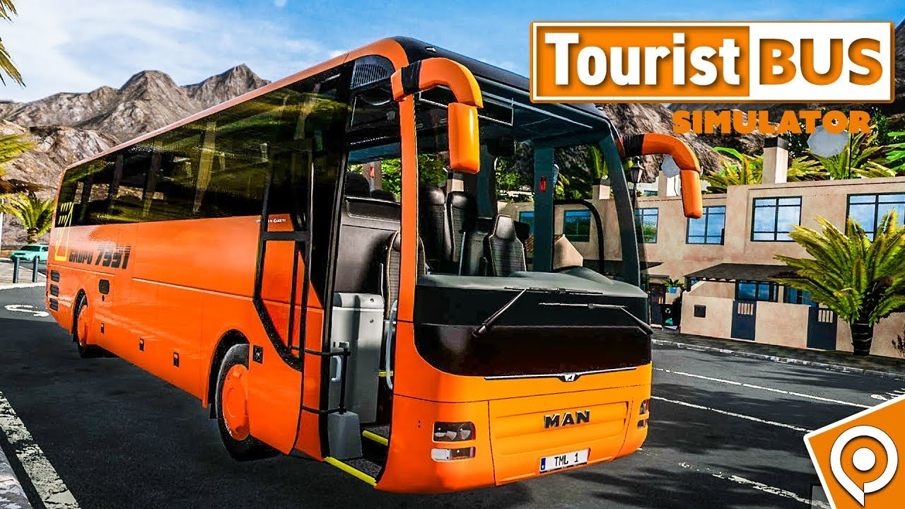 Tourist Bus Simulator IGG Games Free Download