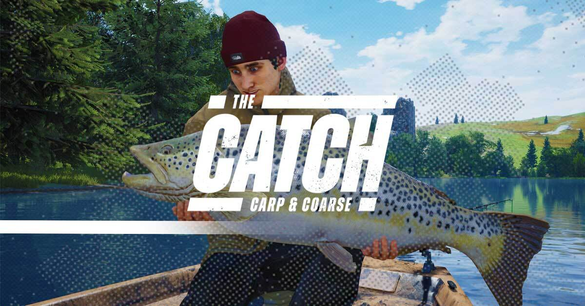 Catch Carp and Coarse Free Download
