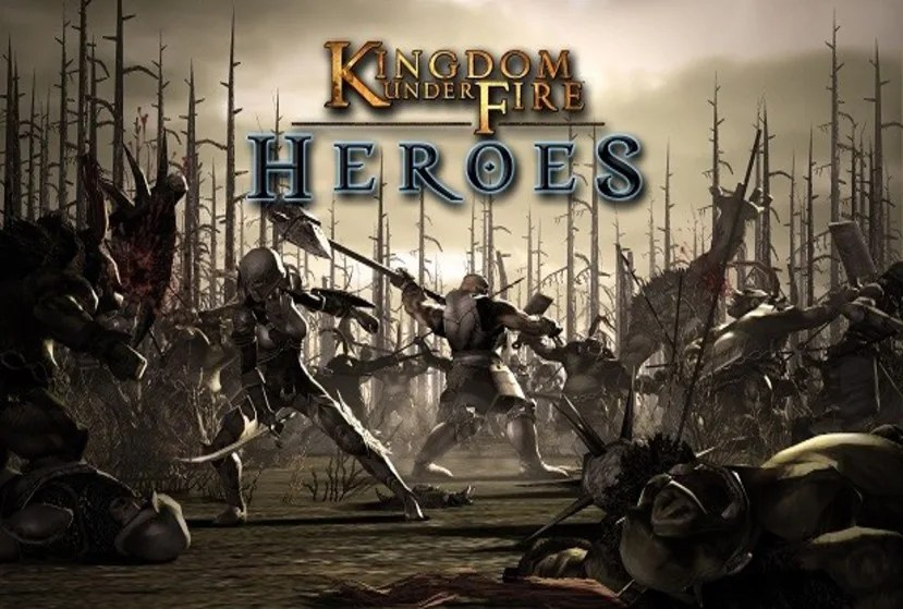 Kingdom Under Fire Heros Free Download