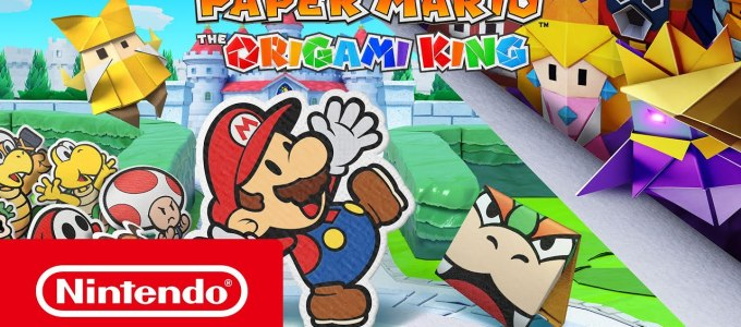 Paper Mario, the Origami King Free Download