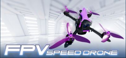 FPV Drone Speed