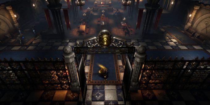 Wigmund. The Return of the Hidden Knights Gameplay