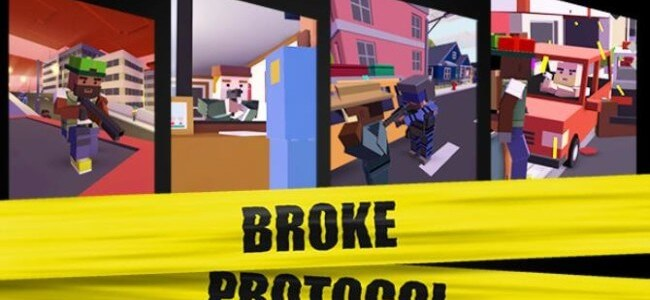 BROKE PROTOCOL - Online City RPG Free Download