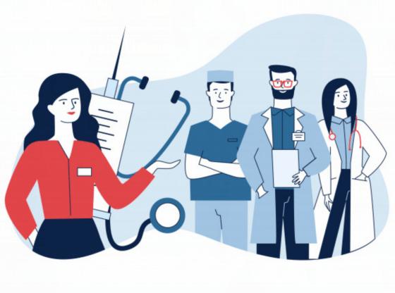 hospital administrator job