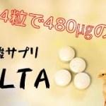 【ベルタ葉酸サプリ】妊活•健康•美容におすすめサプリメント!