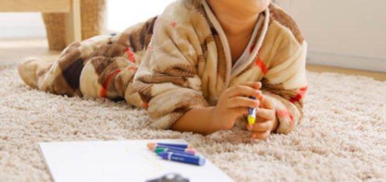 着る毛布のキッズ子供用のおすすめもやっぱり人気のグルーニー!