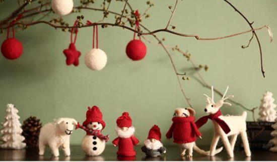 アルザスクリスマスツリーの画像
