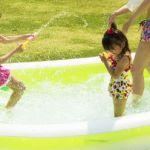 家庭用大型ビニールプールの人気とおすすめはコレ!