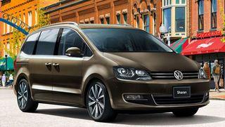 ディーゼルエンジン搭載 現代のワーゲンバス?!スライドドア採用「VW シャラン TDI」