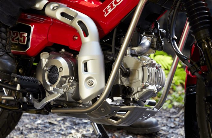 CT125 ハンターカブ 新型