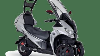 屋根付き電動バイク 3輪EV