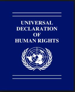 declaration Human Right
