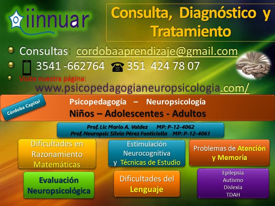 Diagnóstico y Tratamiento en Córdoba