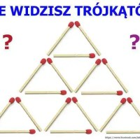 Zagadka policz trójkąty