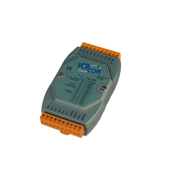 M 7018R GCR ModbusRTU IO Module 01 116926
