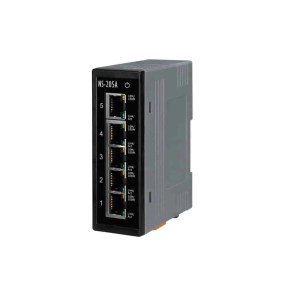 NS-205A CR : Ethernet Switch/5-Port/unmanaged/12~56VDC