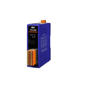 PFN-2060 CR : PROFINET I/O Module 6DI/6DO Relay Isolated