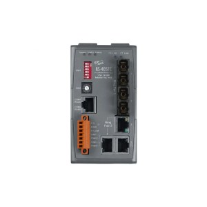 RS-405FC CR : Switch/Ethernet/Redundant/5 ports/2 Fiber/Multi/SC