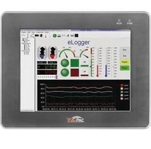 ICP DAS VP-4231-CE7 CR : ViewPAC Controller/Cortex-A8/CE7/3slots/10.4″LCD