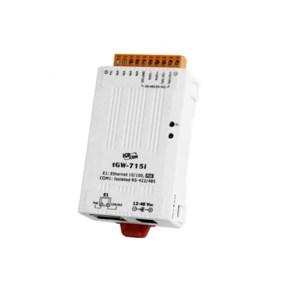 ICP DAS tGW-715i CR : Tiny/Gateway/Modbus RTU/TCP/PoE/1 RS-422/485/isol
