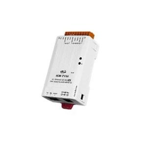 ICP DAS tGW-718i CR : Tiny/Gateway/Modbus RTU/TCP/PoE/1 RS-232/422/485