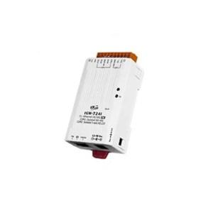 ICP DAS tGW-724i CR : Tiny/Gateway/Modbus RTU/TCP/PoE/1 RS-232/1 RS-485