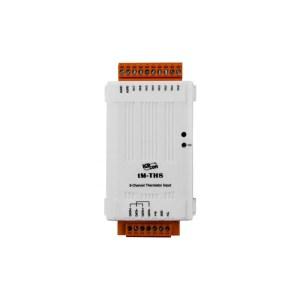 tM-TH8 CR : I/O Module/Modbus RTU/tiny/8AI/Thermistor